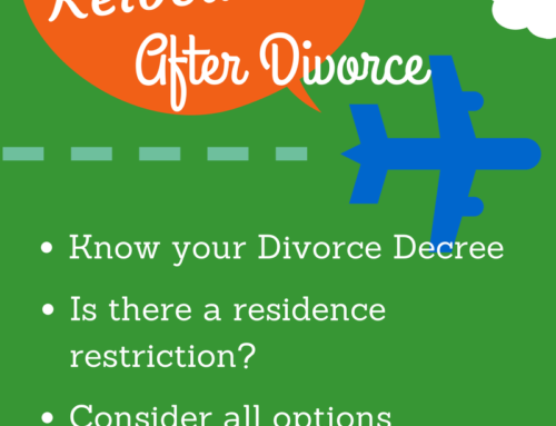 Relocating After Divorce