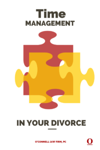 divorce time management